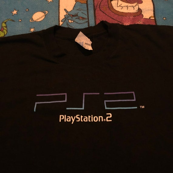 2000s Ps2 Promo Shirt