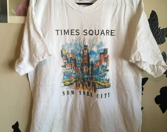 Times Square Vintage Shirt