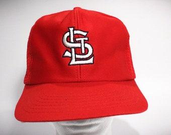 Vintage 90s St. Louis Cardinals Baseball Hat
