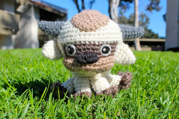 Amigurumi Appa Here it is, the commission of first... | Crochet ... | 380x570