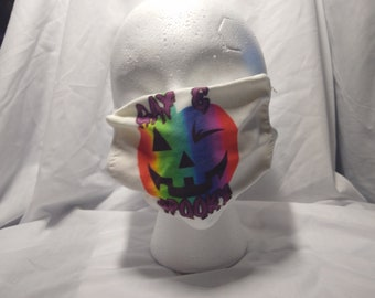 Spoooopy mask FREE SHIPPING
