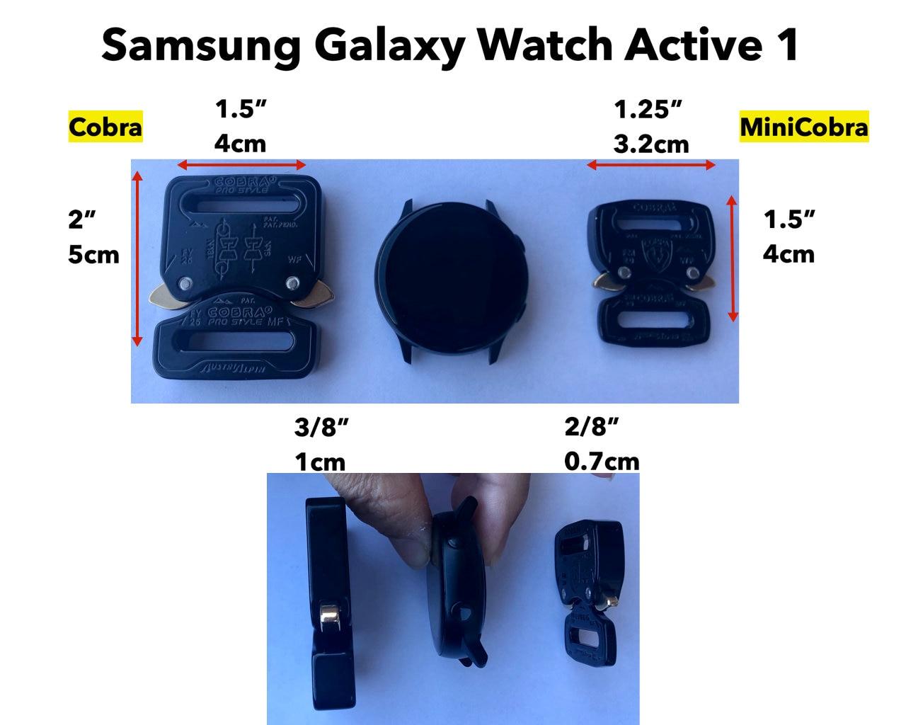 Samsung Galaxy Watch Active/Active 2 Galaxy Active/Active