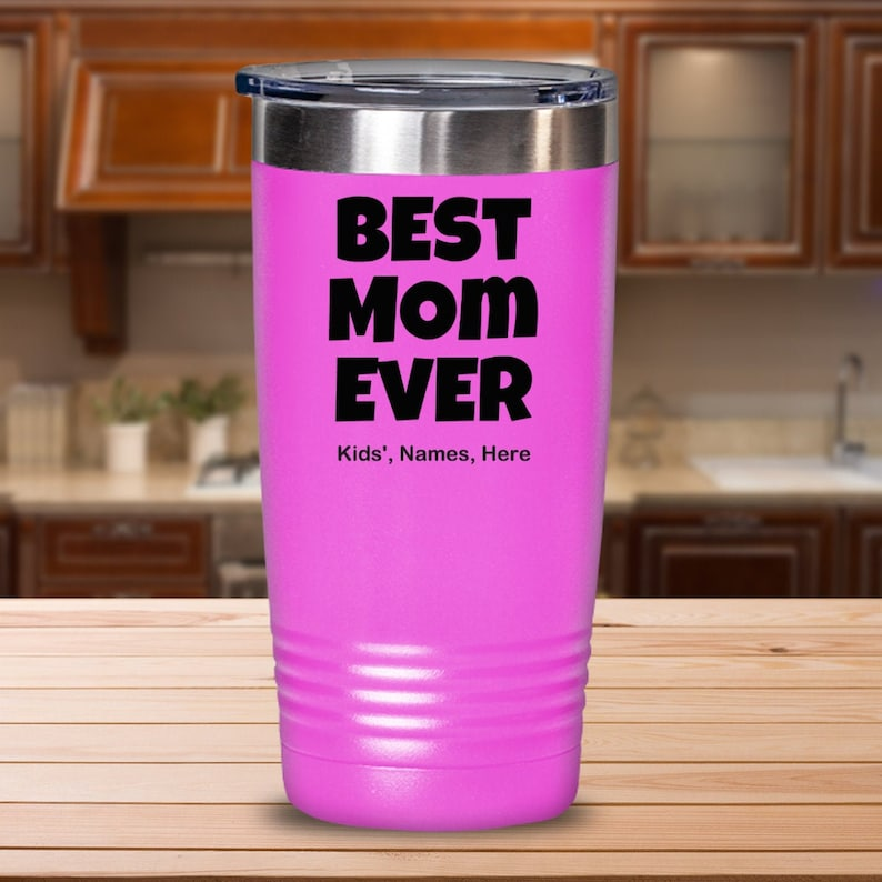 Mother/'s Day Tumbler Gift Mama Tumbler Gift Custom Tumbler For Mom Personalized Mom Tumbler Insulated Tumbler with Lid Best Mom Ever