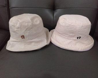 7eca25845f967 Combo 2psc Authentic Hangten bucket hat.