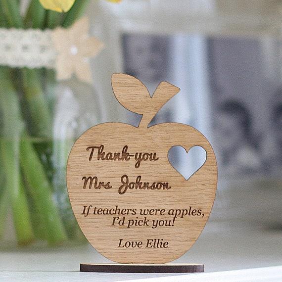 Message personnalisé coeur ornement Keepsake daddy la Fête des Pères Cadeau D/'anniversaire