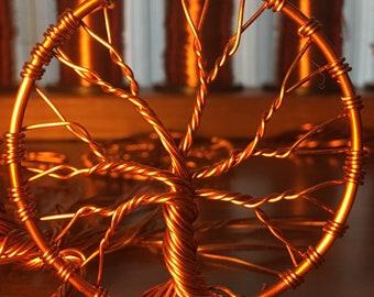 Ornamental Copper Tree