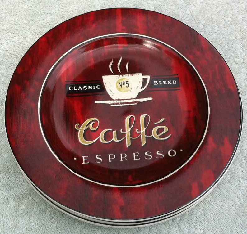 Sakura Coffee Break dessertpie plates 3