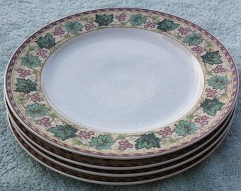 Christopher Stuart Berkshire Y2220 11  plates (4) & Christopher stuart   Etsy