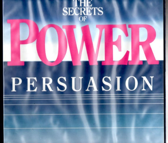 the power of persuasion how were bought and sold