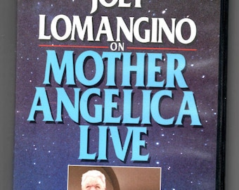 Joey Lomangino on Mother Angelica Live VHS