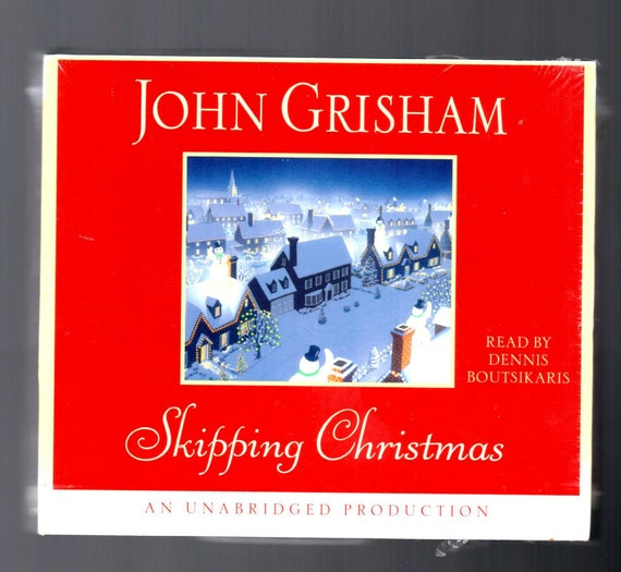 Skipping Christmas.Skipping Christmas John Grisham Cd Set Audiobook New