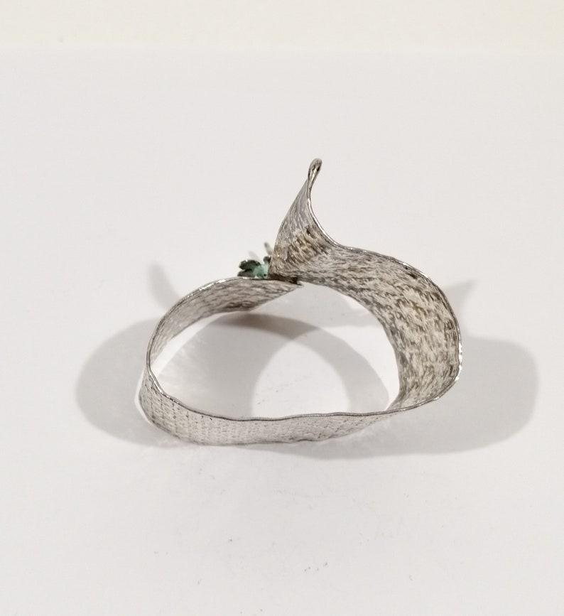 antique ring napkin silver 800