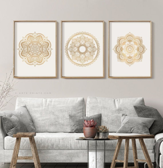 Prints Boho Living Room Wall Art, Pictures For A Living Room Wall