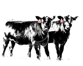 Cattle svg