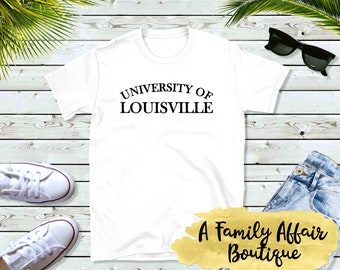 University of Louisville, Louisville Cardinals, Louisville, Unisex Shirt