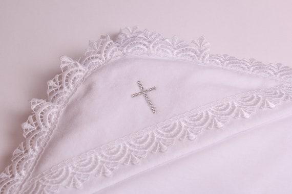 baptism blanket soft baby blankets christening blankets  e1e12629b