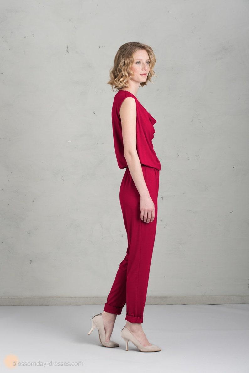 ff92161c4e1 Jumpsuit for Bridesmaids Anouk Raspberry
