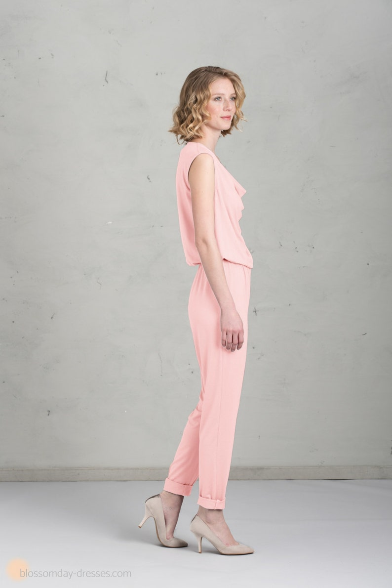 27ad005b859 Jumpsuit for Bridesmaids Anouk Rose Pink