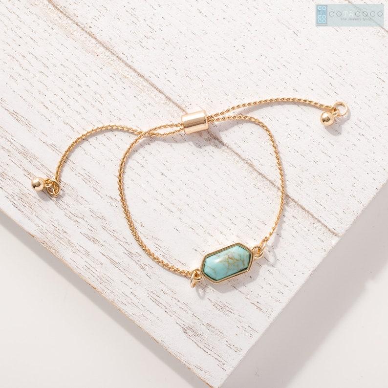 Rose quartz bracelet Heal Dainty bracelet Pull tie bracelet unique gifts Minimalist bracelet Adjustable bracelet Raw quartz bracelet