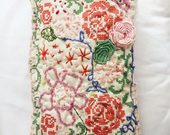 Rose Bloom Pillow