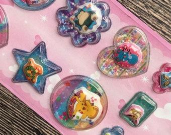 Bubble Hearts Supplies
