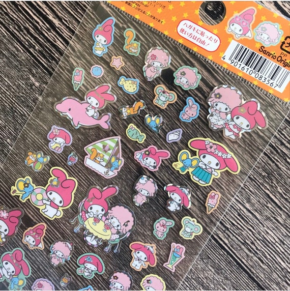 30 My Melody Personalized Address Labels