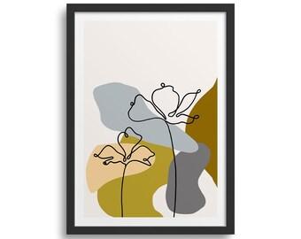 Winter Drift 3 Art Print
