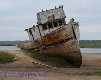 Awkward Shipwreck