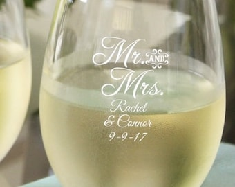 Bulk Wine Glasses Etsy