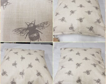 Bespoke hand crafted Bee Cushion