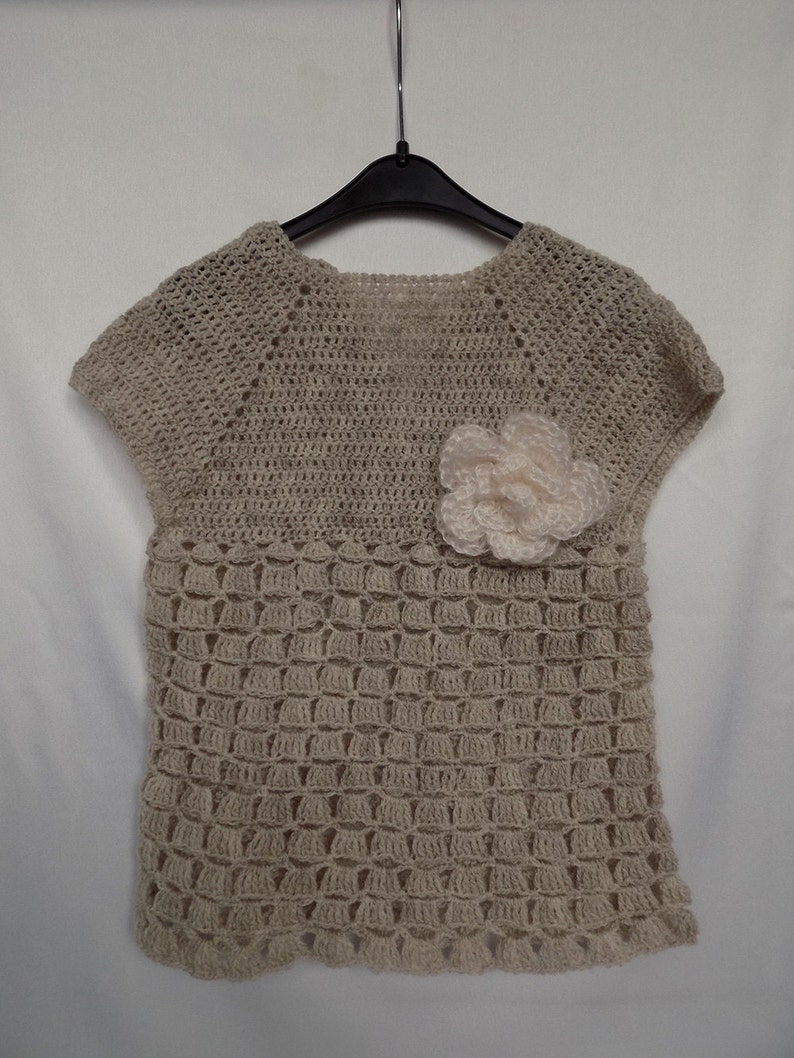 8dbfd55e3598 Hand Knitted Dress Crochet Baby Frock Fancy Baby Dress Crochet
