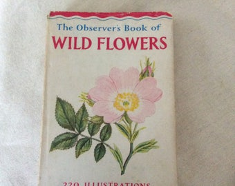 The Observers book of Wild Flowers
