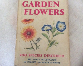 The Observers book of Garden Flowers