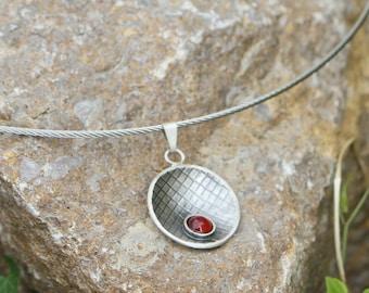 "Necklace pendant ""Dawn"""