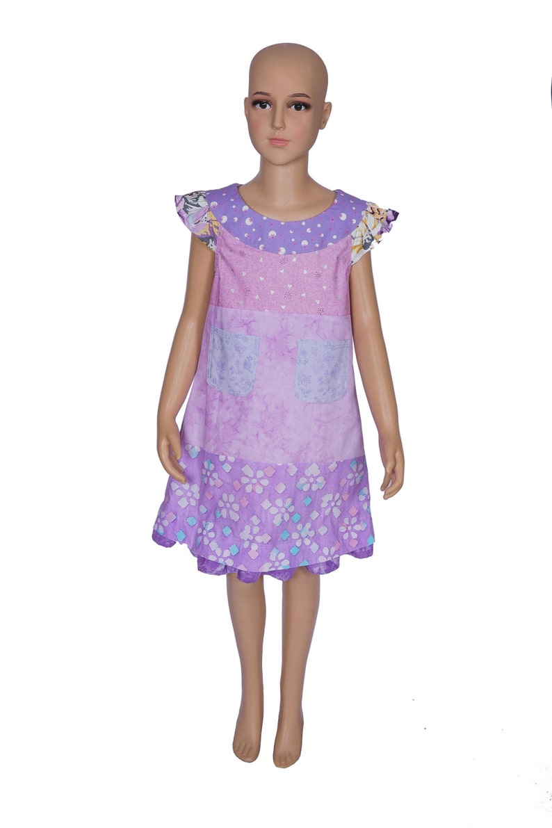 Purple Dressy Dress