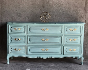 Chalk Paint Furniture Etsy