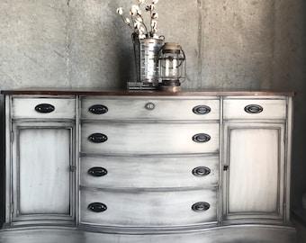 Chalk Paint Furniture Etsy
