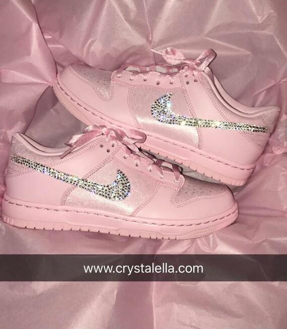 Cristal Nike en Dunk en Nike prisme/rose 4f3cc9