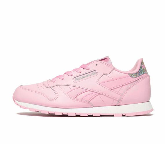 Sparkling Pink Reebok Classic Limited