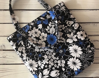 Black Rose Project Tote