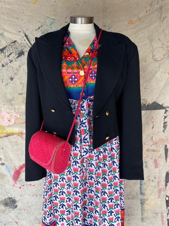 Vintage Escada Crop Jacket