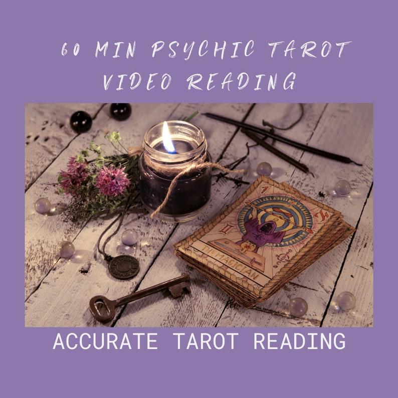 60 minutes Tarot Reading Party