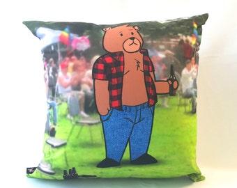 The Bear Pillow