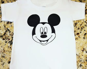 Mickey Mouse Toddler T-Shirt