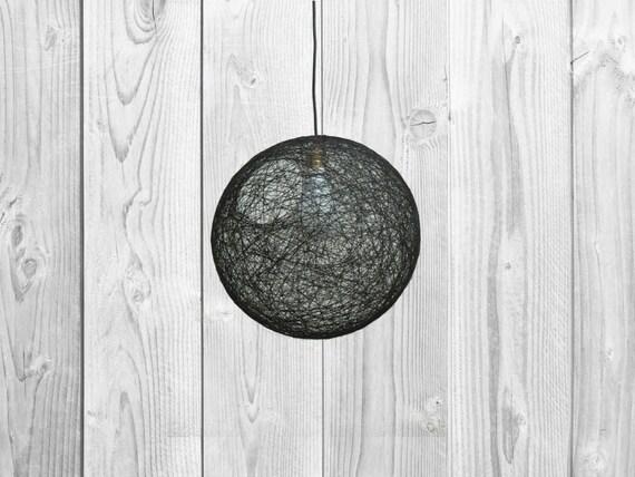 Moderne Lampen 14 : Kugel pendelleuchte. moderne pendelleuchte design lampe etsy