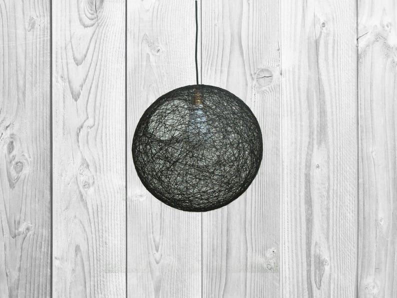 Moderne Lampen 81 : Kugel pendelleuchte moderne pendelleuchte design lampe etsy