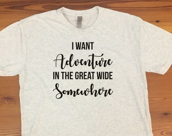 Beauty and the Beast - Belle Adventure triblend tshirt