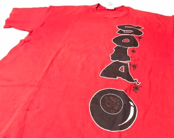 b7f49260d506 Sick Of It All - Hardcore The Real Deal - Original 90 s Vintage t-shirt