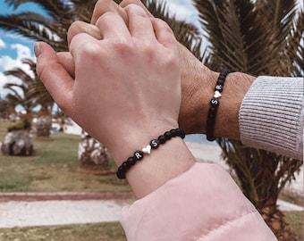 auf Füßen Bilder von 2019 Neupreis neues Konzept Partner armband | Etsy