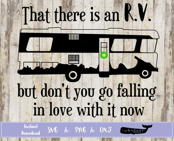 That there is an RV SVG Christmas Vacation Cut File   Etsy